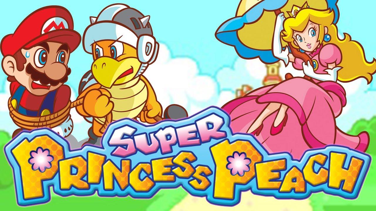 Resultado de imagen de Super Princess Peach